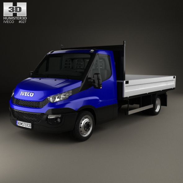 Iveco Daily Dropside 2014