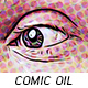 Cartoon Comic Oil Paint - GraphicRiver Item for Sale