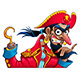 Pirate Character - GraphicRiver Item for Sale