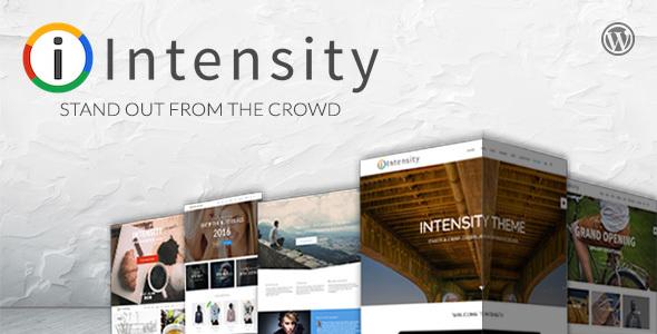 Intensity | Responsive Multi-Purpose Theme - Corporate WordPress