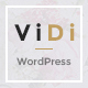 ViDi - Multi-Purpose Corporate WordPress Theme - ThemeForest Item for Sale