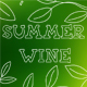 Summer Wine - Hand Drawn Font