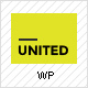 UNITED - Creative Multipurpose WordPress Theme - ThemeForest Item for Sale