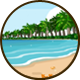 Beach Ambient Background