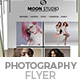Photography Flyer Template 05 - GraphicRiver Item for Sale