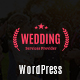 Wedding - All in One WordPress Theme - ThemeForest Item for Sale