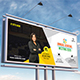 Annual General Meeting Billboard Template - GraphicRiver Item for Sale