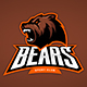 Bear Mascot - GraphicRiver Item for Sale