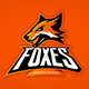 Fox Mascot - GraphicRiver Item for Sale