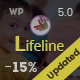 Lifeline - NGO Charity Fund Raising WordPress Theme - ThemeForest Item for Sale