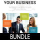 3 Corporate Business Poster Bundle 04