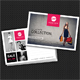 Fashion Postcard Template 2
