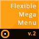 Flexible Mega Menu - WordPress plugin - CodeCanyon Item for Sale