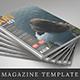 Art-ist Magazine Template V.11 - GraphicRiver Item for Sale