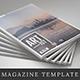 Art-ist Magazine Template V.12 - GraphicRiver Item for Sale