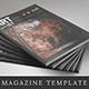 Art-ist Magazine Template V.13 - GraphicRiver Item for Sale