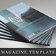 Art-ist Magazine Template V.14 - GraphicRiver Item for Sale
