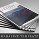 Art-ist Magazine Template V.16 - GraphicRiver Item for Sale