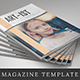 Art-ist Magazine Template V.17 - GraphicRiver Item for Sale