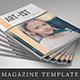 Art-ist Magazine Template V.17 - GraphicRiver Item for Sale