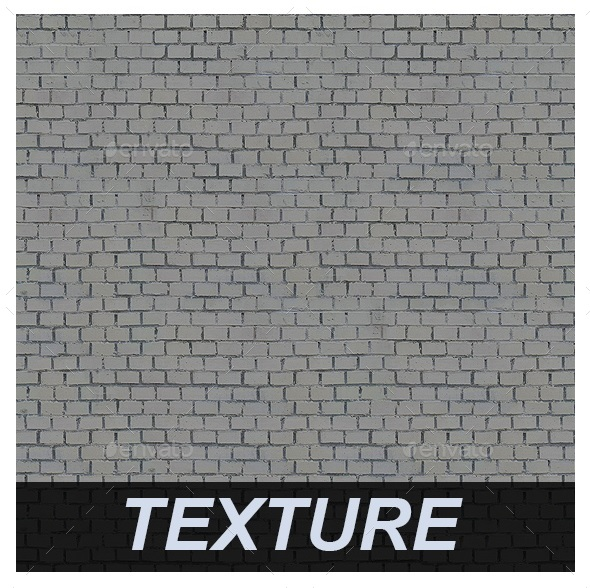 bricks 1 - 3DOcean Item for Sale