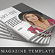 Art-ist Magazine Template V.18 - GraphicRiver Item for Sale