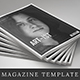 Art-ist Magazine Template V.19 - GraphicRiver Item for Sale