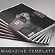 Art-ist Magazine Template V.20 - GraphicRiver Item for Sale