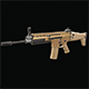 SCAR Rifle - 3DOcean Item for Sale