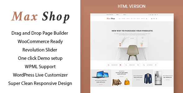 Multi - Friendly Multi-Purpose HTML Template - 26