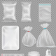 Big Set Of Polypropylene Plastic Packaging - GraphicRiver Item for Sale