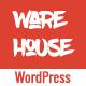 Warehouse - Multipurpose eCommerce WordPress theme Nulled