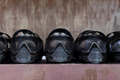 Paintball extreme sport protective equipment masks - PhotoDune Item for Sale