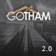 GoTham - Multipurpose HTML5 Responsive Parallax Template - ThemeForest Item for Sale