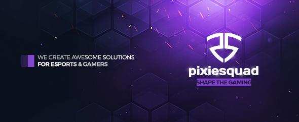 Pixiesquad themefores cover