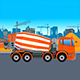 Concrete Mixer Truck - VideoHive Item for Sale