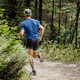 Morning Run Through Woods Men - PhotoDune Item for Sale