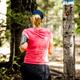 Back Girl Running in Woods - PhotoDune Item for Sale