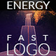 Energy Fast Logo - VideoHive Item for Sale