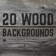20 Beautiful Wood Backgrounds / Textures - GraphicRiver Item for Sale