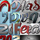 30 Bundle Text Styles N-A - GraphicRiver Item for Sale