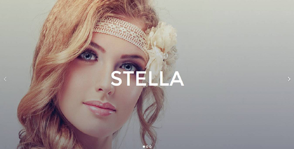 Stella - A Beautiful Photography HTML Template
