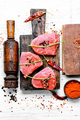 Raw meat beef - PhotoDune Item for Sale