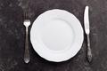 Vintage cutlery on dark background - PhotoDune Item for Sale