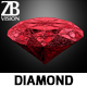 Cloth Diamond - 3DOcean Item for Sale