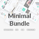 Minimal Bundle Google Slide Template - GraphicRiver Item for Sale