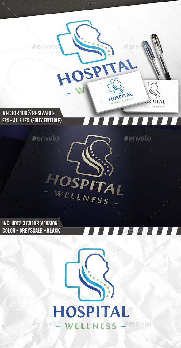 Health Doctor Logo - Humans Logo Templates