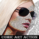 Comic Art Action - GraphicRiver Item for Sale