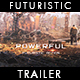 Poseidon - Futuristic Trailer