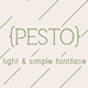 Pesto - GraphicRiver Item for Sale